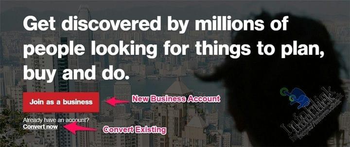 Подать заявку на Pinterest как бизнес