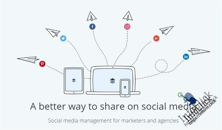 Буфер для автоматизации социальных сетей