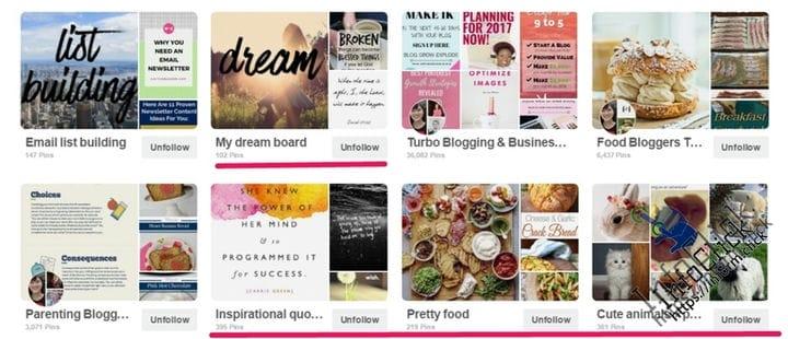 Pinterest Советы - будь собой