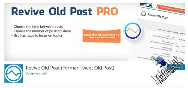 Возродить Старый плагин пост для WordPress
